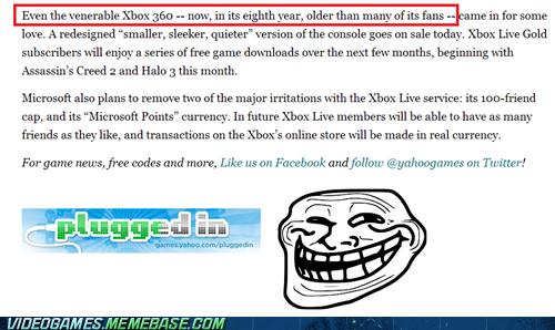 E32013 trolling xbox microsoft - 7558910720