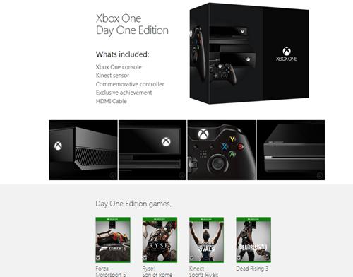 E32013 microsoft xbox one - 7558923264