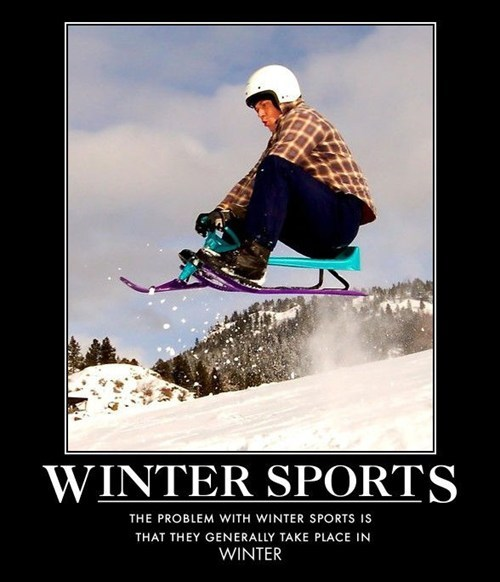 sports winter funny - 7559115008