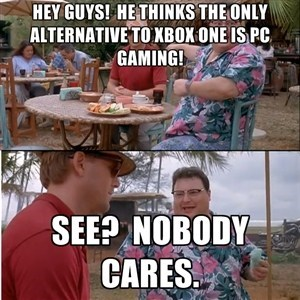 Hey! PC Gamers!