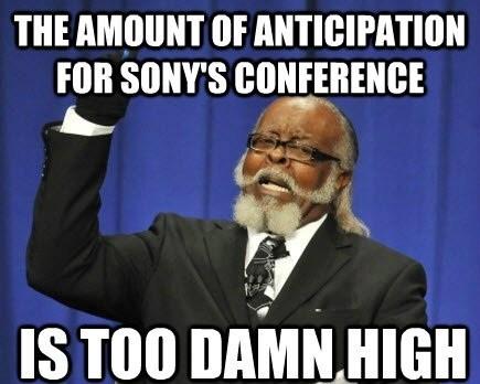 E32013 too damn high Sony Memes - 7559143168