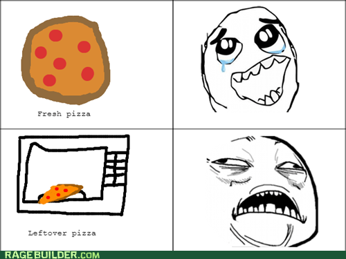 pizza sweet jesus leftover pizza