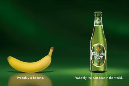 beer banana ads funny - 7559233280
