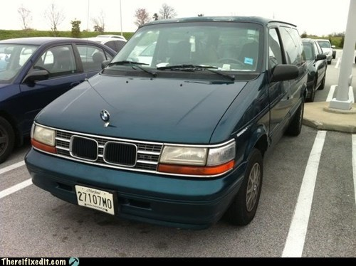 vans funny bmw g rated there I fixed it