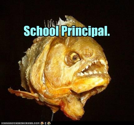 School Principal.
