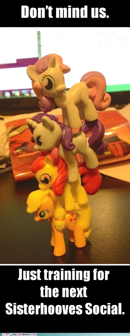 toys IRL sisterhooves social secret stacking post - 7560387584