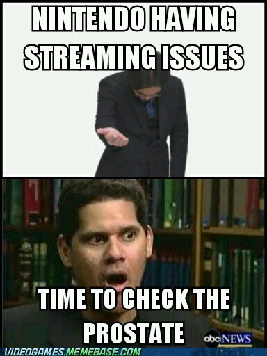 streaming E32013 Nintendo Direct reggie fils-aime - 7561287936