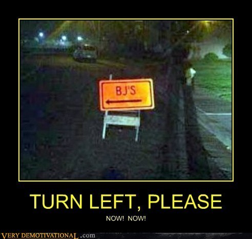 turn left wtf road sign funny - 7561366272