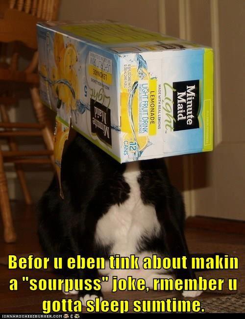 box stuck threat funny - 7561525248