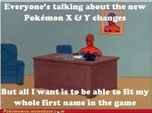 Spider-Man,Memes,pokemon x/y