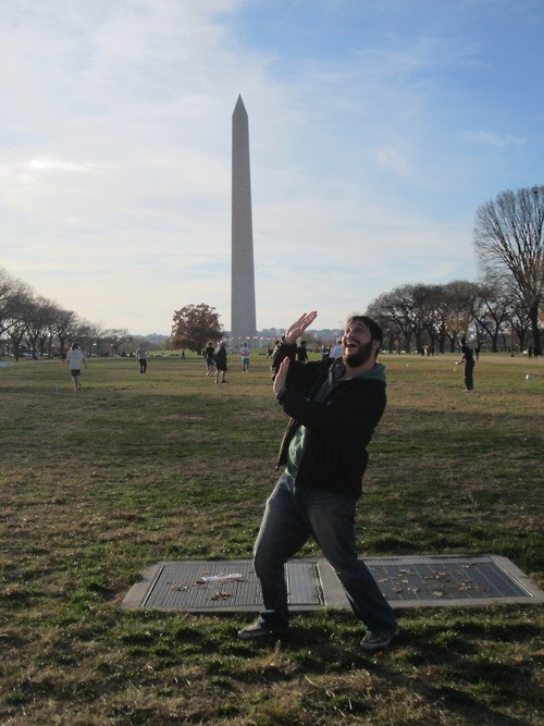It Ain't Pisa, Buddy. The Washington Monument Ain't Leaning!