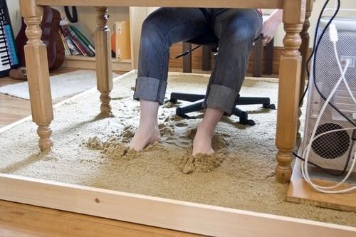 sandbox desk sand - 7561714944