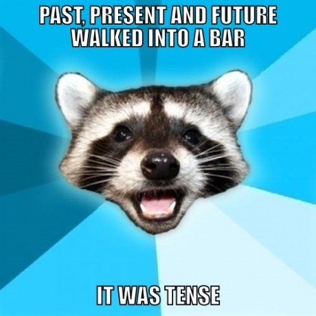 bar Lame Pun Coon future funny - 7561775616