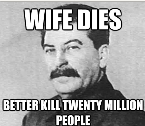 history joseph stalin wife angry funny - 7561843968