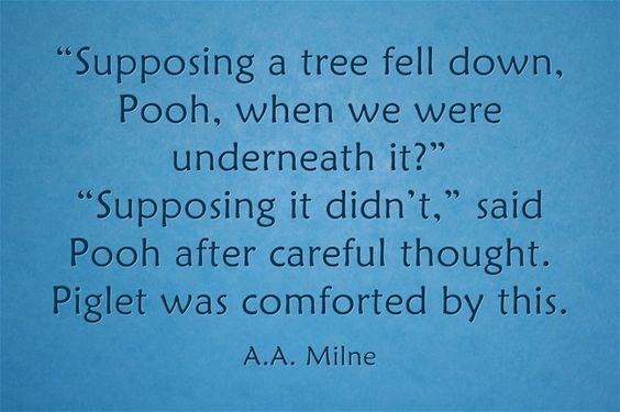 winnie the pooh life lessons