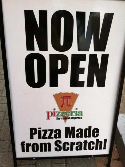 pizza puns pi funny - 7562256896