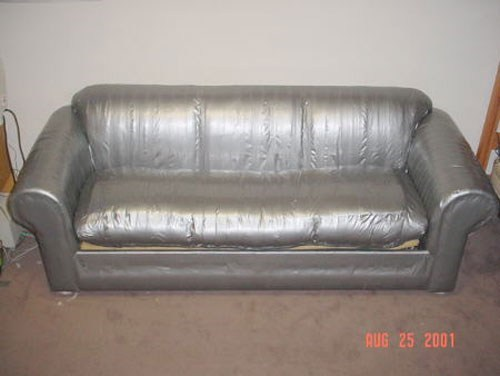 couches duct tape funny