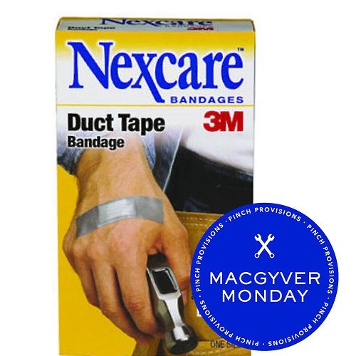 fake products macgyver duct tape funny - 7562279424