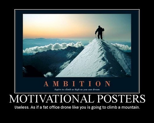 ambition office drone funny - 7562522368