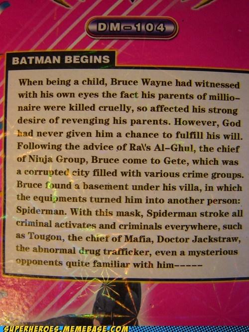 wtf batman begins funny tldr - 7562695424