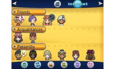 Pokémon,player search system,customization,pokemon x/y