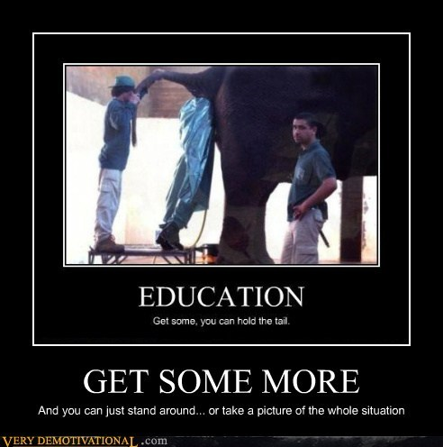 elephant tail education funny - 7564020224