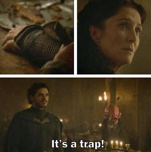 red wedding crossover star wars Game of Thrones - 7564438016