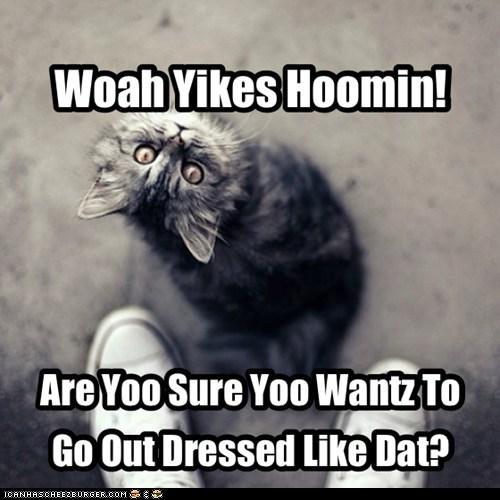 hoomin dress funny - 7565101824