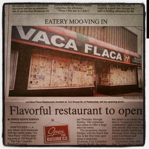 spanish puns restaurants headlines funny Waka Flocka Flame - 7565600768