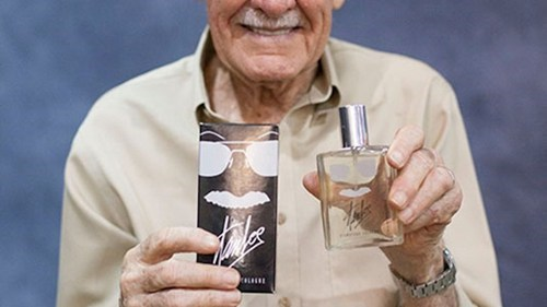 wtf cologne stan lee funny - 7565852160