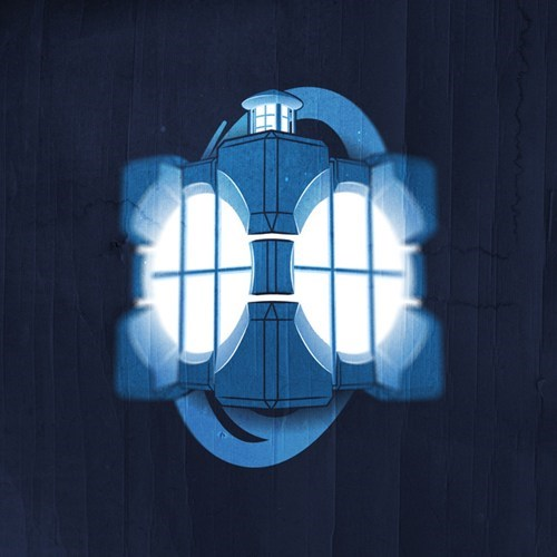 crossover,Fan Art,T.Shirt,tardis,for sale,Portal