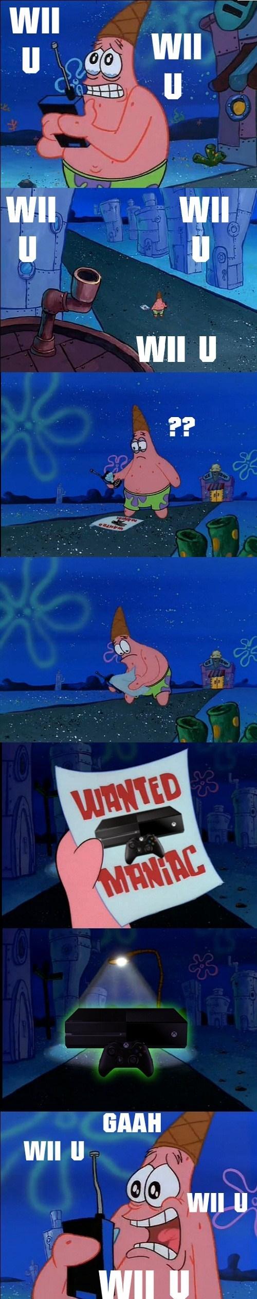wii U SpongeBob SquarePants xbox one E32013 - 7566109184