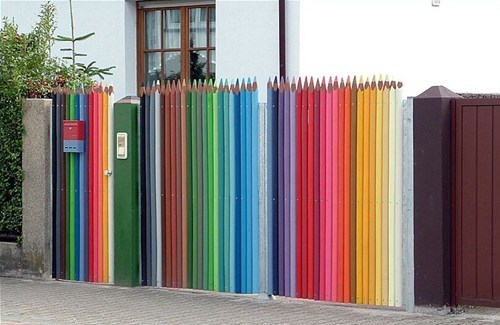 fence design DIY funny - 7566350592