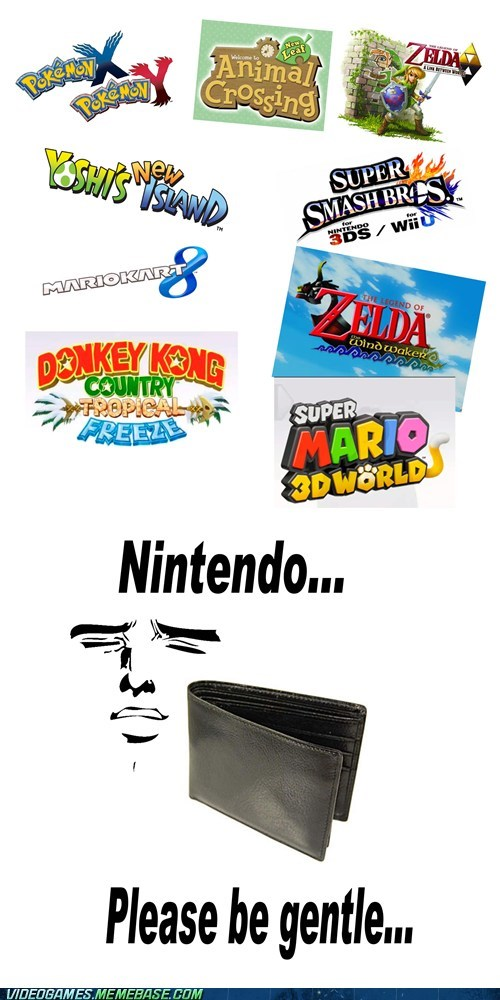 wallet video games money nintendo - 7566367232