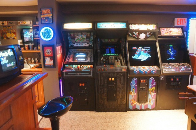 arcade,geek,fathers day,nerdgasm,DIY