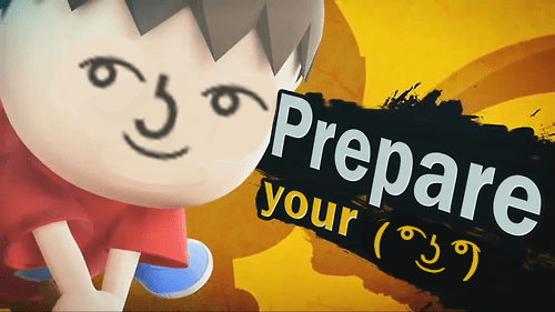 E32013,super smash bros,list,animal crossing,creepy animal crossing villager,nintendo