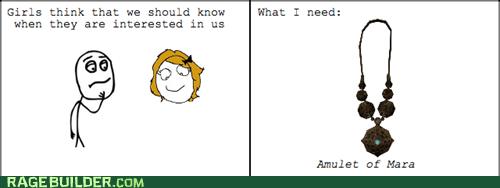 relationships girlfriend amulet of mara Skyrim dating - 7566784768