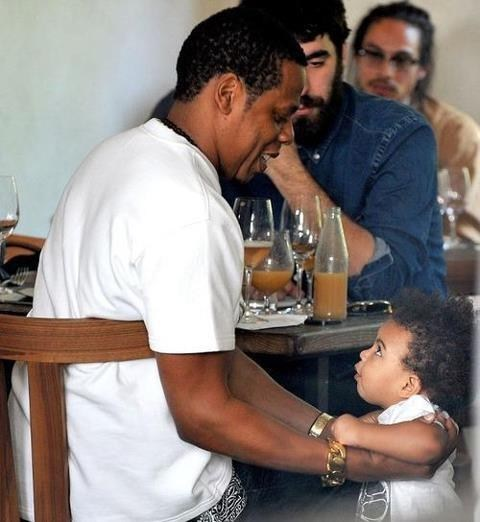 dads,fathers day,Blue Ivy,Jay Z
