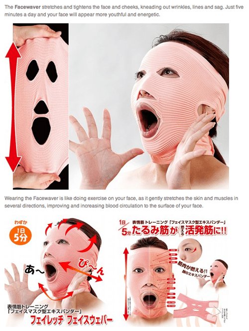 creepy weird products Japan japanese products funny