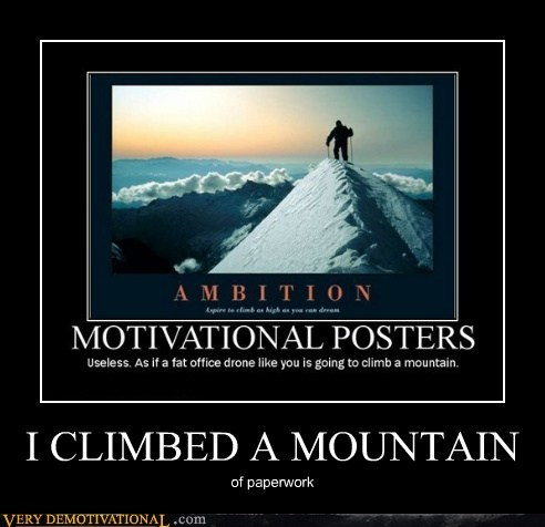 unfortunate Office mountain funny