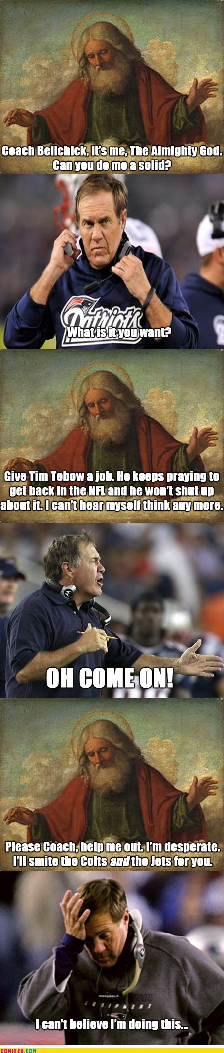 sports,tim tebow,football,funny