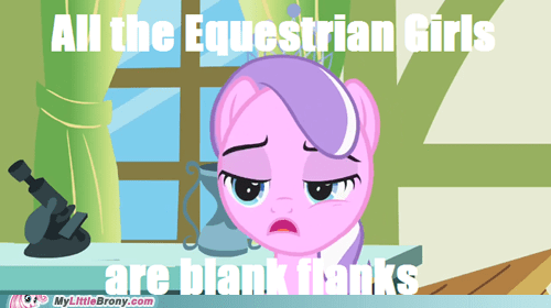 equestria girls,blank flanks