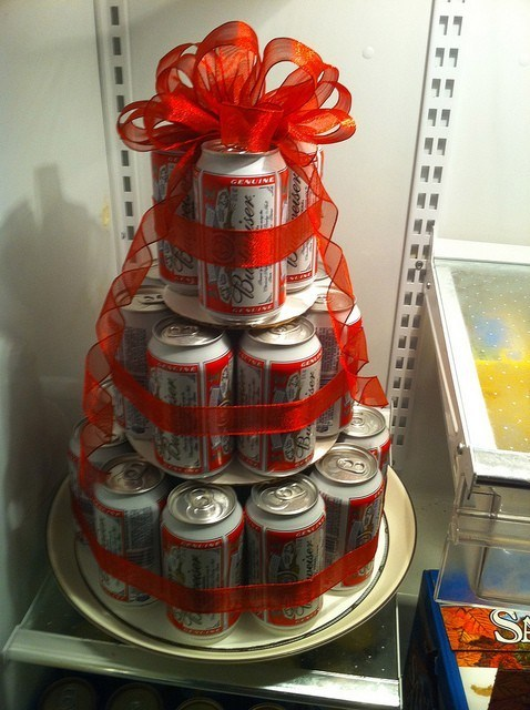 beer fathers day dad gifts beer cake funny