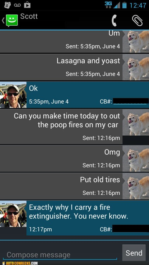 autocorrect poop fires funny - 7568933888