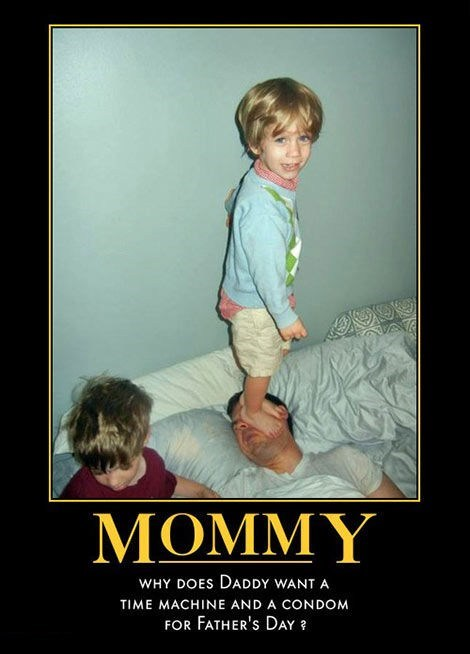 fathers day horrible kids funny - 7569288704