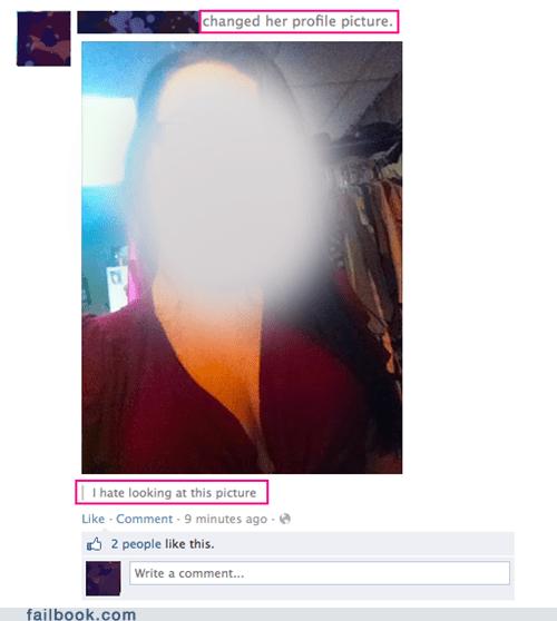 profile pic,detagged