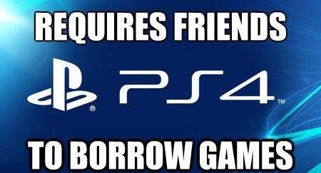 PlayStation 4 down with xbone jokes guise - 7569492992