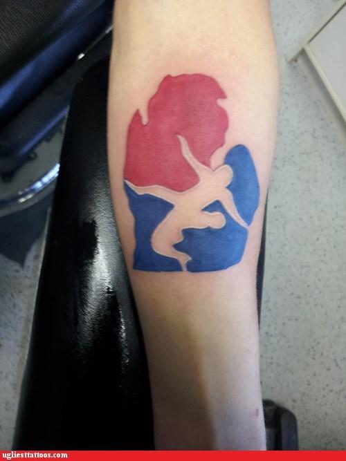 michigan phallic tattoos funny g rated Ugliest Tattoos - 7569603840