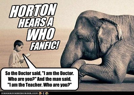 elephant doctor who horton hears a who funny - 7570374400