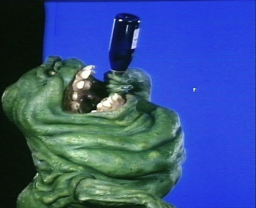 wtf ghost busters slimer funny - 7571624192